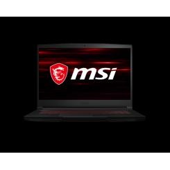 PC Portable MSI GF63 THIN 10SCSR - i7 10è Gén -16Go - 512Go SSD- Nvidia GTX 4Go - Noir