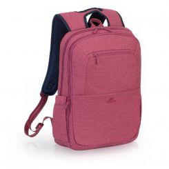 Sac à dos pour ordinateurs portables 15.6 pouces RIVACASE 7760 - Rouge
