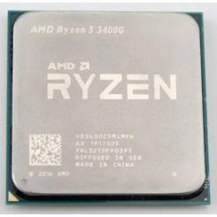 PROCESSEUR AMD RYZEN 5 3400G 3.7Ghz
