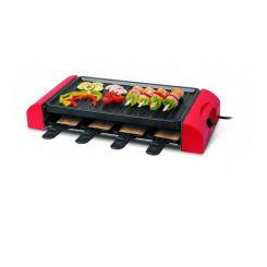 Grille Viande Électrique THOMSON THRG50312 1400W - Noir & Rouge
