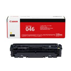 Toner LaserJet original CANON 046 - Jaune