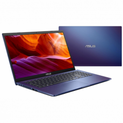 PC Portable ASUS X509JB-EJ253T - i7 10è gén 8Go 1To Nvidia 2Go - Windows 10 Bleu Indigo