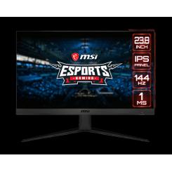 "Ecran Gaming MSI24"" Optix G241 - 144Hz"