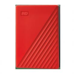 "Disque dur externe Western Digital MY PASSPORT 4To - USB 3.2 2.5"" - Noir"