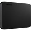"""Disque Dur Externe Toshiba Canvio 2,5"""" 2To Noir"""