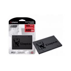 DISQUE DUR INTERNE SSD Kingston A400 - 480 Go -2.5''