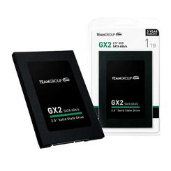 "DISQUE DUR INTERNE SSD TeamGroup GX2 2.5"" 1To"