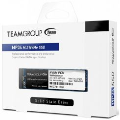 DISQUE DUR INTERNE SSD 2280 TeamGroup MP34 / 1 To/ 2280