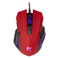 Souris Gaming White Shark Hannibal-2 GM-5006-Rouge