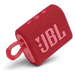 Enceinte Bluetooth JBL Go 3 – Rouge