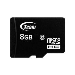 Carte mémoire  TEAMGROUP Micro SD 8go
