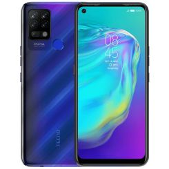 Smartphone TECNO Pova MAGIC - Bleu