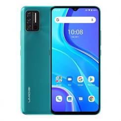 Smartphone UMIDIGI A7S - Vert