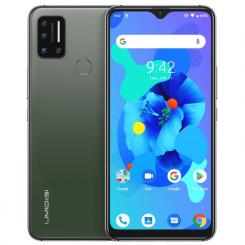 Smartphone UMIDIGI A7 - Vert minuit