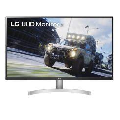 """Ecran Gaming  LED 32"""" UHD 4K-60Hz (LG32UN500-W)"""