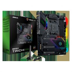 CARTE MERE ASROCK AMD AM4 B550 TAICHI RAZER ATX