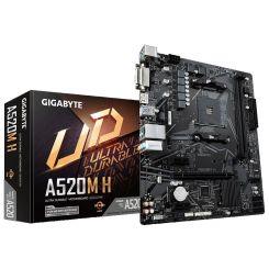 CARTE MERE GIGABYTE AMD AM4 A520M H M-ATX