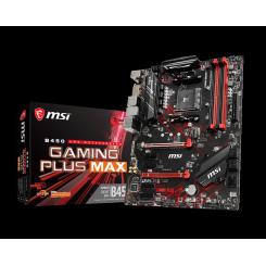 CARTE MERE MSI AMD AM4 B450 GAMING PLUS MAX ATX