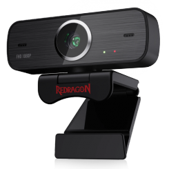 WEBCAM REDRAGON HITMAN GW800 FULL HD