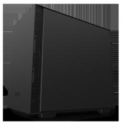 BOITIER NZXT H210 BLACK/BLACK MINI-ITX