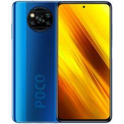 Téléphone Portable Xiaomi Poco X3 NFC 4G - Bleu