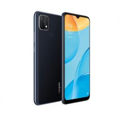 Smartphone Oppo A15  3Go - 4G - Double SIM - Noir