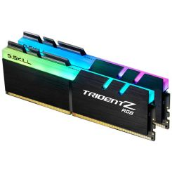 BARETTE MEMOIRE GSKILL 16GB(2*8G) 4000 DIMM C16 TRIDENTZ RGB K2