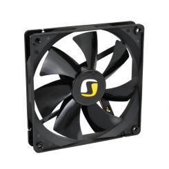 Ventilateur pour ProcesseurSilentiumPC Fan 14cm Mistral 140