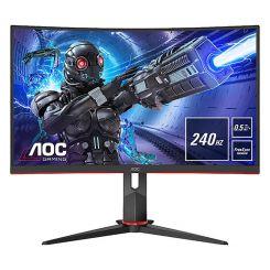 """Ecran Gaming AOC 27""""   C27G2ZU -incurvé- 240Hz"""