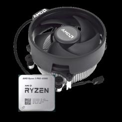 PROCESSEUR AMD RYZEN 3 PRO 4350G MPK