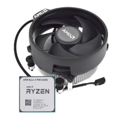 PROCESSEUR AMD RYSEN 5 PRO 4650G MPK