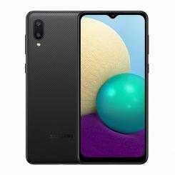"Smartphone Samsung Galaxy A02 -3Go- 32 Go - 6.5"" - Double SIM - Noir"
