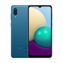 "Smartphone Samsung Galaxy A02 -3Go- 64 Go - 6.5"" - Double SIM - BLUE ( SM-A022F/DS)"