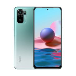 Smartphone Xiaomi Redmi Note 10 - 64 Go -  Double SIM - LAKE GREEN