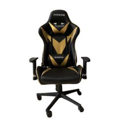Chaise Pilote Gaming Gold