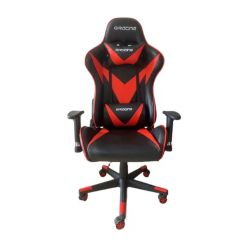 Chaise Pilote Gaming Rouge