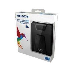 "Disque dur externe Adata 2To USB 3.0 2.5"" HD650 - Antichoc - Noir"