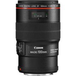 Objectif Canon EF 100mm f/2.8L Macro IS USM (3554B005)