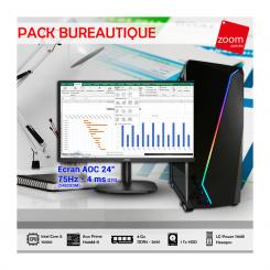 PACK BUREAUTIQUE-  i5 10é Gèn - 8Go -   1To HDD