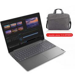 PC Portable Lenovo V15 - i3 10é Gén - 4Go - 1To ( 82C500T5FE) / Gris