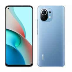 Smartphone Xiaomi Redmi Note 11 Lite - 8Go + 128Go -  Double SIM - Bleu