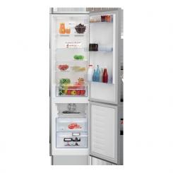 Réfrigérateur-congélateur Combiné BEKO RCNA460SX NoFrost 460L - Inox
