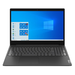 PC Portable Lenovo  IdeaPad 3 15IIL05 - i3 10é Gén - 8Go - 512Go SSD - Nvidia 2Go - Black
