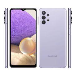 "Smartphone Samsung Galaxy A32 -  128 Go - 6.4"" - Double SIM - Violet"