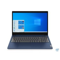 PC Portable Lenovo IdeaPad- i3 10é Gén - 4Go -  1To - Blue (81WE0125FG)