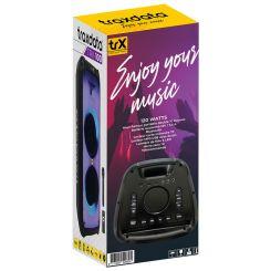 Haut Parleur Mobile TRAXDATA TRX-100 120W Bluetooth