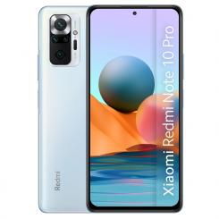 Smartphone Xiaomi Redmi Note 10 Pro - 6Go + 128Go 4G Double SIM - Bleu