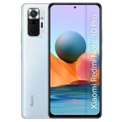 Smartphone Xiaomi Redmi Note 10 Pro - 8Go + 128Go 4G Double SIM - Bleu