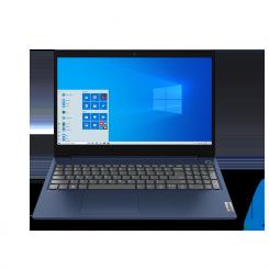 PC Portable Lenovo IdeaPad 3 15IIL05 - i3 10é Gén - 4Go - 1 To - Blue  (81WE015JFG)