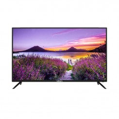 "TV VEGA 55"" UHD LED 4K Smart Flat - WIFI -  Noir"